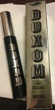 BUXOM Lash Mascara Blackest Black Volumizing Full Size 11ml Free Shippin... - $14.78