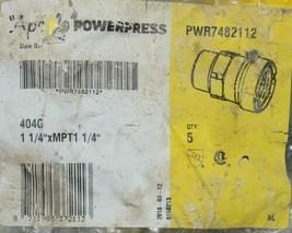 Apollo Powerpress PWR7482112 Quantity 5 Per Bag Gas Carbon Steel Press image 2