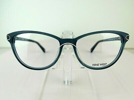 Nine West NW 5167 (405) Milky Blue 54-16-135  Eyeglass Frame - $59.35