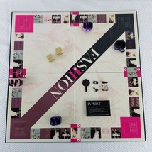 Fashion Rules Trivia Board Game By My Fashion Couture 2009 - $49.45