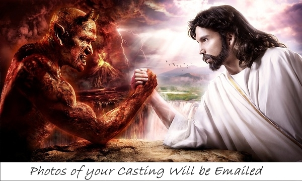 CAST OFF EVIL Spell .Pics of Casting Incl. Banish Enemies & Remove Bad Energies