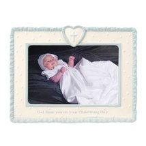 "Enesco This Is The Day Christening Collection, ""God Bless You On Your Ch... - $25.00"