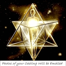 PROTECTION SPELL  .Pics of Casting Incl. A General Hoodoo Protection Spell. - $22.60