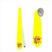 necktie winnie the pooh piglet neck  tie - $22.00