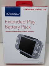 Insignia- Extended Play 5000 mAh Portable Charger for Nintendo Switch Lite - NOB - $21.84