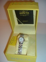 Invicta Women's Crystal Accented Two Tone Steel Watch in Box - $89.99