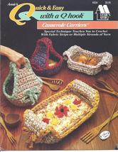 Annie's Quick & Easy Q Hook Casserole Carriers~OOP  - $8.99