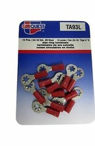Carquest TA93L TA 93L 22-18 Gauge Star Anello Terminals Brand New! Ready... - $16.02
