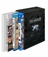 PS4 The Legend of Heroes Trails of Cold Steel Sen no Kiseki III 3 Box Japan - $145.72
