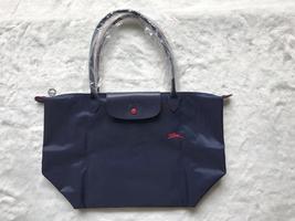 Longchamp Club Le Pliage Bag Blue Navy Large L1899619556 - $87.99