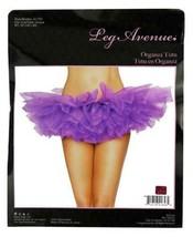 NEW LEG AVENUE WOMEN'S SEXY TUTU BALLET DANCE SKIRT A1705 ONE SIZE PURPLE image 2