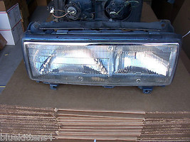 1990 1991 ELDORADO SEVILLE RIGHT  HEADLIGHT OEM USED 1988 1989 ORG CADIL... - $177.21