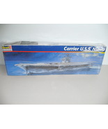 1998 Revell Monogram Carrier U.S.S. Nimitz Model Kit 1:800 Scale New In ... - $19.99