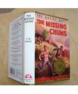 Hardy Boys 4 The Missing Chums FIRST Edition Applewood NEW - $29.50