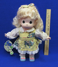 Precious Moments 1997 Garden Of Friends Doll Collection Morning Glory Ma... - $10.34