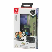 Nintendo Switch PowerA Minecraft Hybrid Cover Protective Carrying Case - $27.71