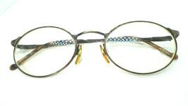Giorgio Armani 263 1021 Tortoise/Brown 50-20-135 Vtg Eyeglasses Frames M... - $39.99
