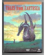 Tales of Earthsea DVD Studio Ghibli Miyasaki 2-Disc Ltd Ed. Zone 4 AS NEW - $28.95