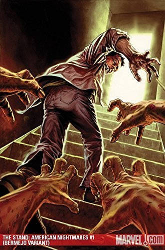 Stephen King's The Stand American Nightmares #1 1:25 Perkins Variant Cover