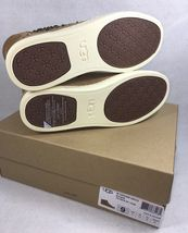 UGG Australia GRADIE DECO STUDS LEATHER Chestnut HIGH TOP SNEAKERS 1013911 image 12