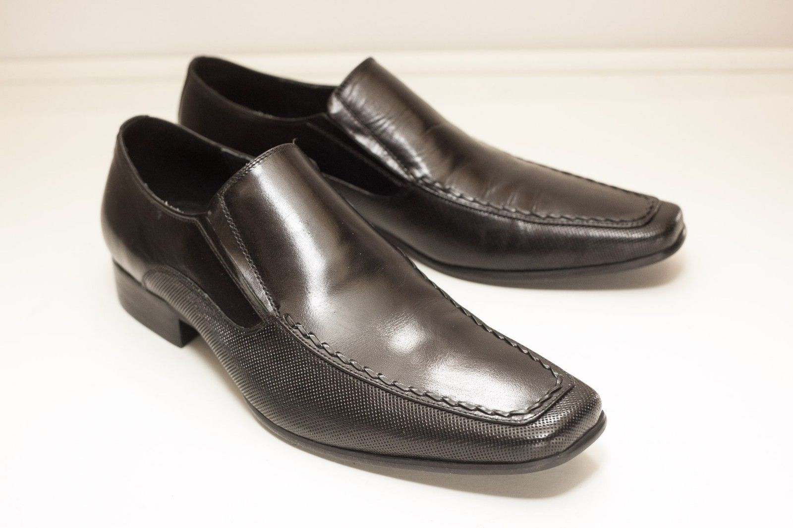 30bcea49683 Steve Madden Size 11 Black Slip On Loafer and 50 similar items