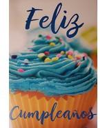 Feliz Cumpleaños Card Birthday (Birthday Card in Spanish) - $2.39