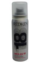 Redken 5th Avenua Quick Dry 18 Instant Finishing Spray Maximum Hair Spra... - $10.00