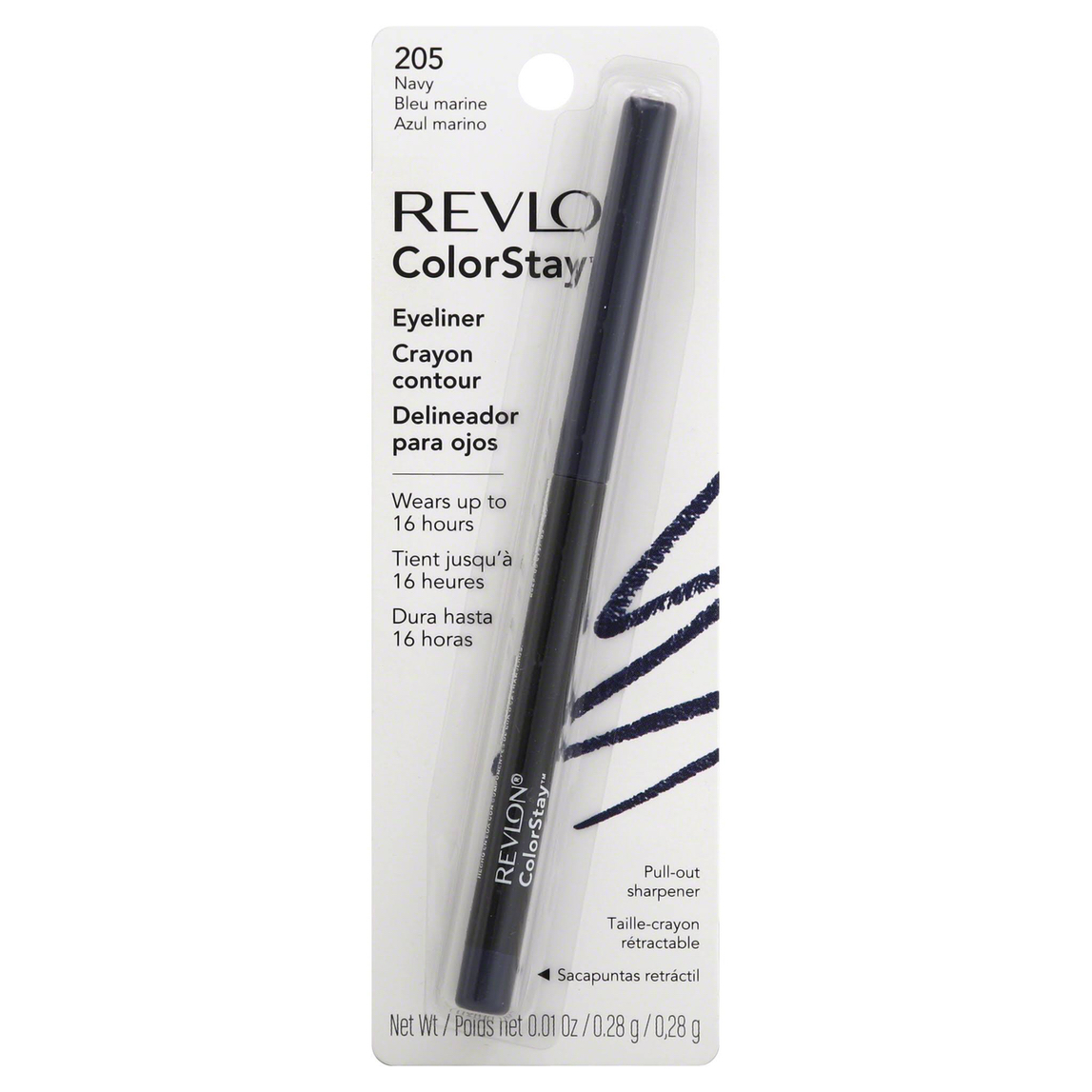 Primary image for Revlon ColorStay Eyeliner 205 Navy