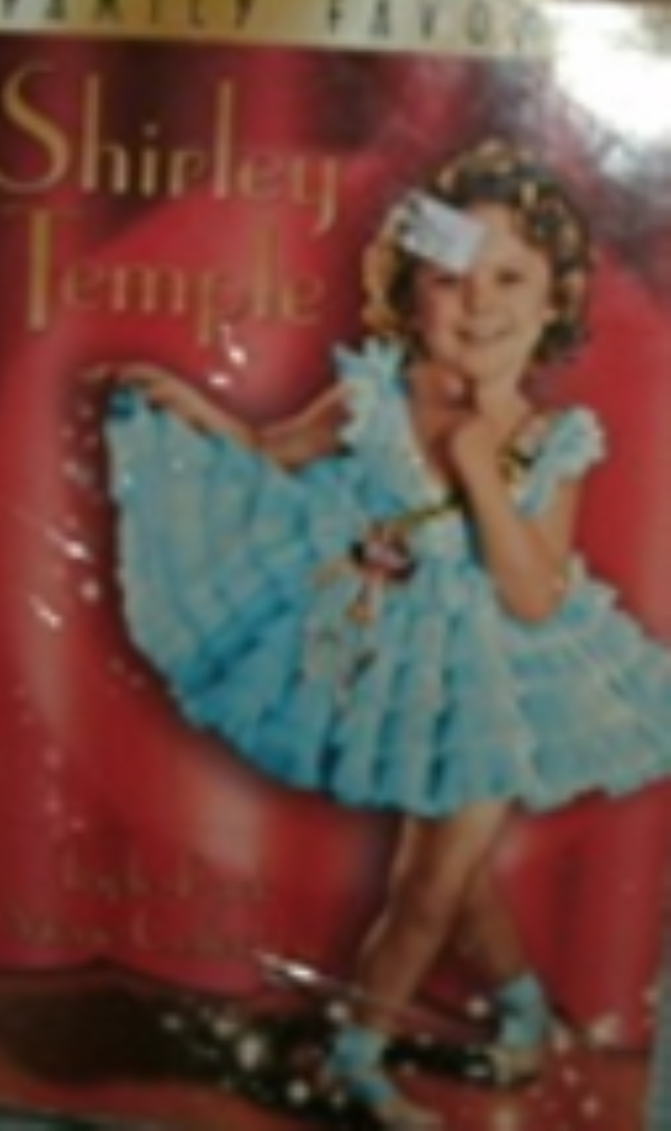 Shirley Temple Triple-Pack Movie Collection Vhs