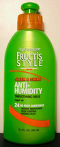 Garnier Fructis Sleek & Shine Anti-Humidity Smoothing Milk w/Argan Oil 5... - $10.99