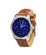 Constellation Astrology Zodiac Wristwatch Men Women watch Christmas Gift - $39.99