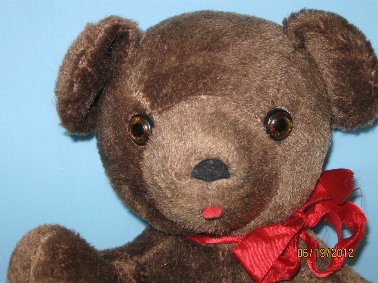 Teddy Bear with Jingle Bell