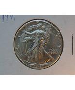 1941 Walking Liberty Half Dollar AU - €18,68 EUR