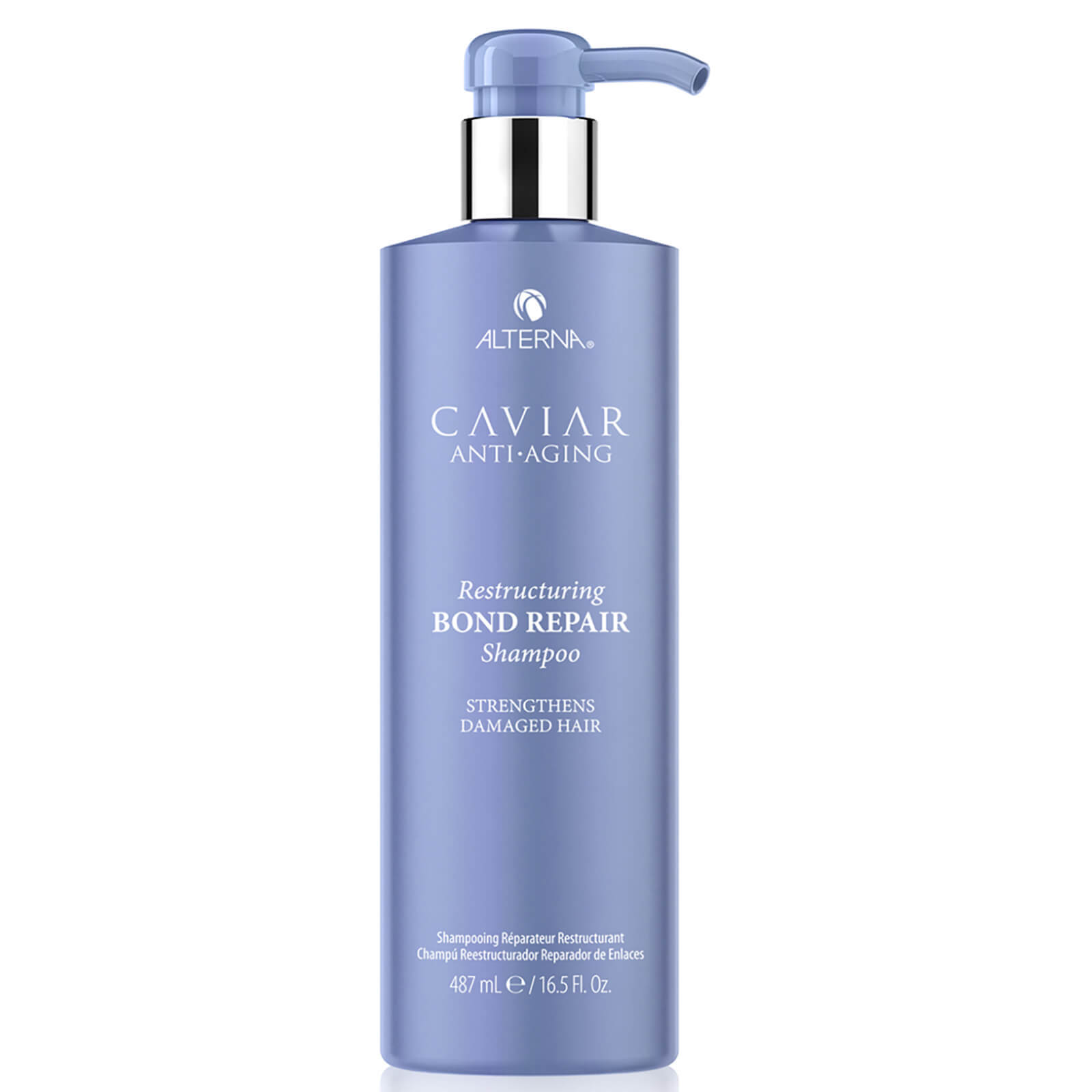 Primary image for Alterna Caviar Anti-Aging Restructuring Bond Repair Shampoo 16.5oz