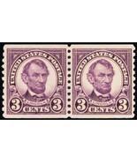 600, Mint XF OG NH 3¢ Coil Pair Cat $26.00 - Stuart Katz - $20.00