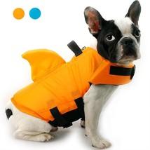 Shark Pet Dog Life Jacket Pet Safety Clothes For Dogs Pet Life Vest Dogs... - $595,48 MXN