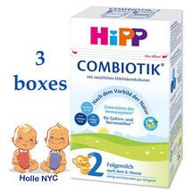 Hi Pp Bio Combiotic Stage 2 Organic Baby Formula 09/2021 Free Shipping 3 Boxes - $97.95