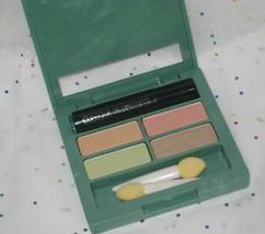 Clinique Colour Surge EyeShadow Quad w/ Beige Shimmer, Apricot Spice + M... - $19.98