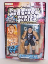 "New! 1999 Jakk's Survivor Series #4 ""Ken Shamrock"" Action Figure WWF WWE... - $14.84"