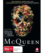 McQueen DVD | Life of Alexander McQueen | Documentary | Region 4 - $29.26