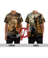 Sabaton (The Great War) Power Metal Rock Band All Over Print T-Shirt - $57.99+