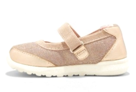Cat & Jack Girls Rose Gold Eva Slip-On Flats Sneakers Toddler Size 9 US image 2