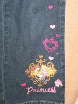 Disney Princess Jeans size 5 with Belt - $31.50