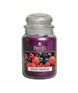 Mixed Berries scented candle-630gms prices - $21.93
