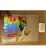 1996 Playoff Contenders Open Field Foil #71 Tony Banks R : St. Louis Rams - $2.80