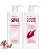 Framesi Color Lover™ Moisture Rich Shampoo and Conditoner Liter Duo