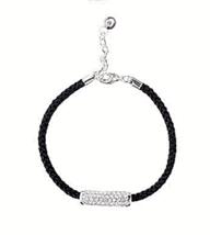 Avon Pave Bar Adjustable Bracelet - $9.99