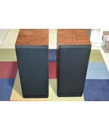 KEF REFERENCE SERIES 102/2 SP3124 HOME AUDIO A+B Pair SPEAKERS TESTED AWESOME - $280.11