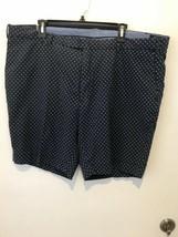 POLO Ralph Lauren Blue Mini Shipwheel 42 Straight Fit shorts NWT - $22.16