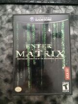 Enter the Matrix (Nintendo GameCube, 2003) - $18.80